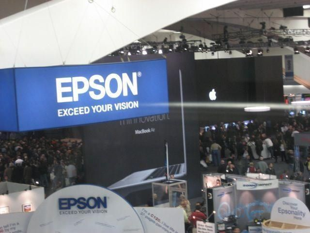 Japan's Epson eyes expansion in Middle East