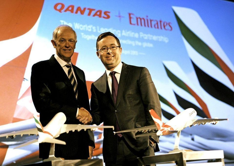 Emirates, Qantas seek to extend partnership for 5 more years