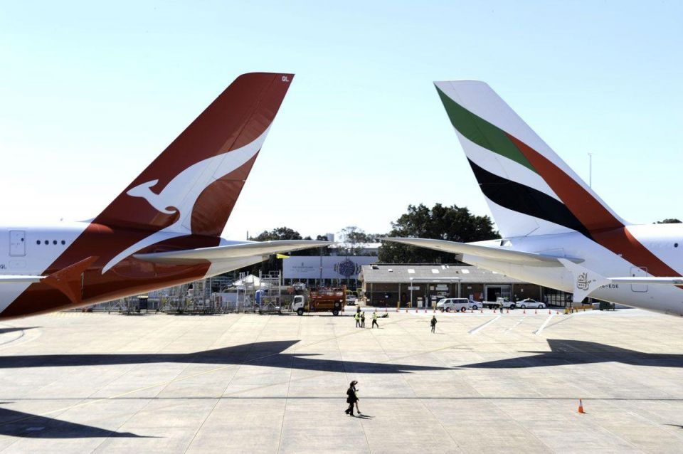 Emirates, Qantas set to launch cargo link-up