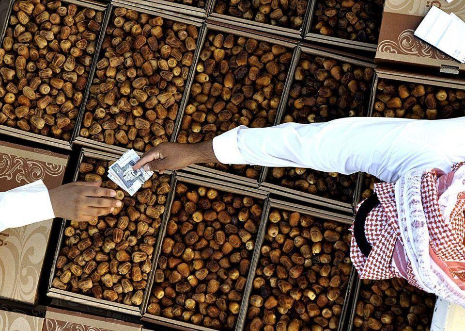 Saudi Arabia's Buraydah date market