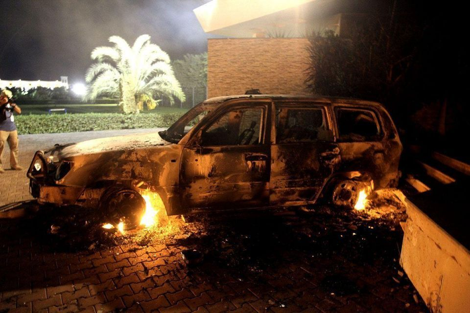 US Ambassador killed as consulate in Benghazi comes under attack