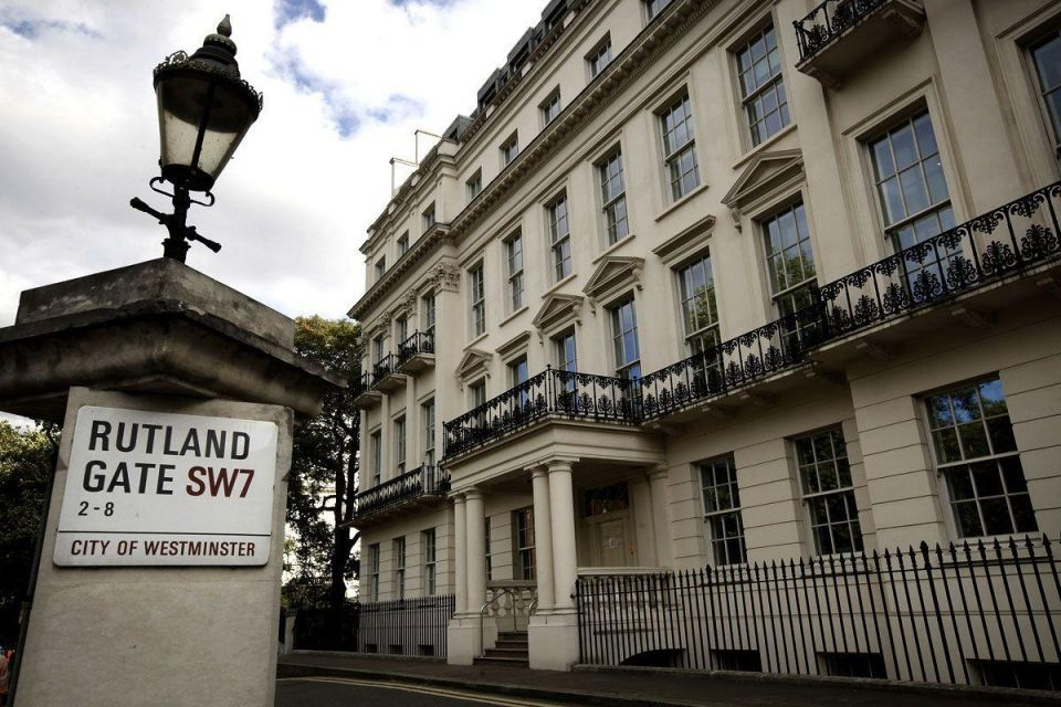 Hyde Park property becomes the most expensive ever in the UK