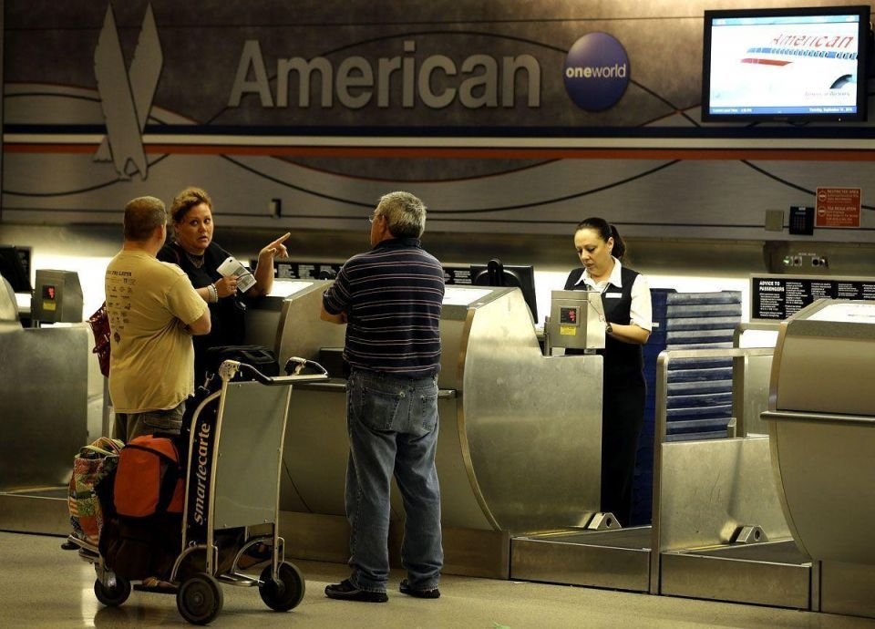 American Airlines to lay off 1,400 workers