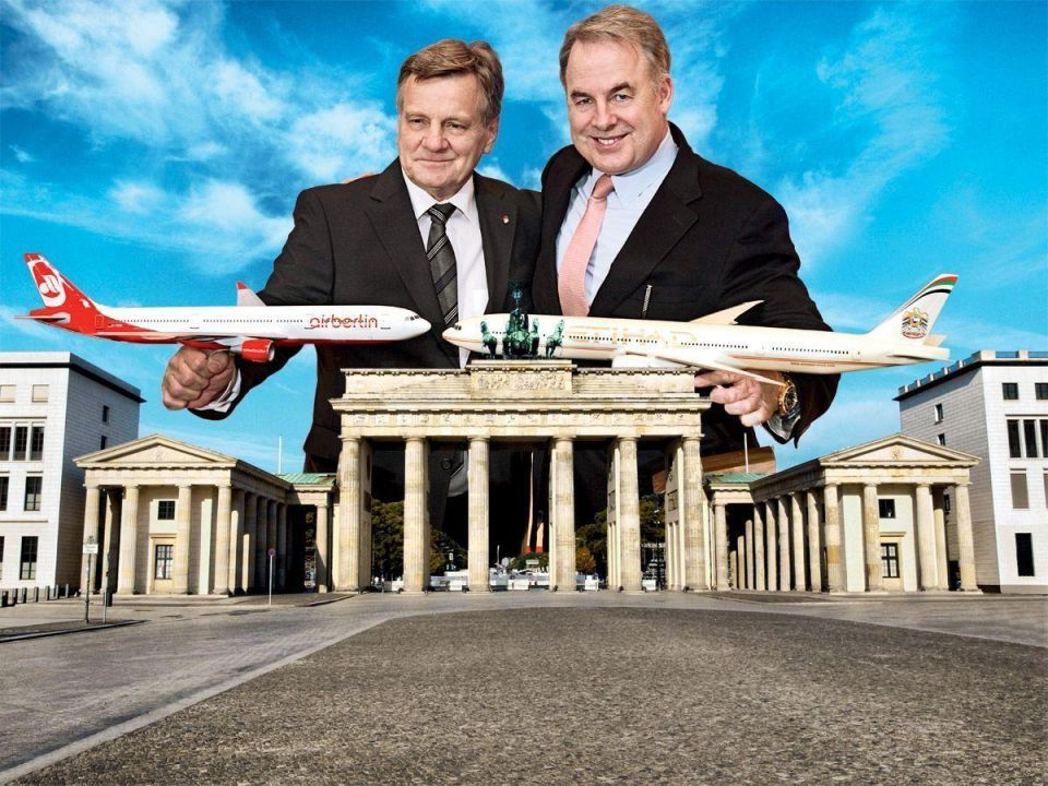 Etihad's push to get airberlin back in the black