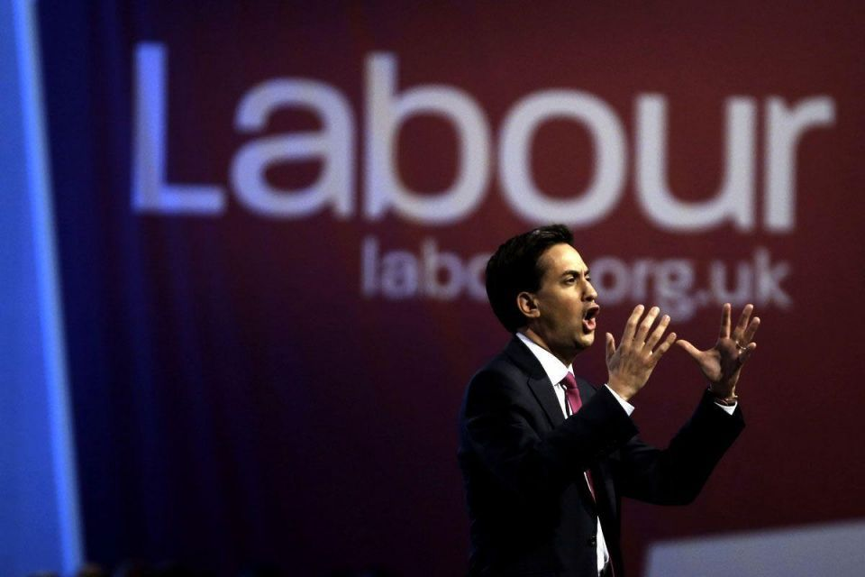 Labour conference focuses on leader's speech