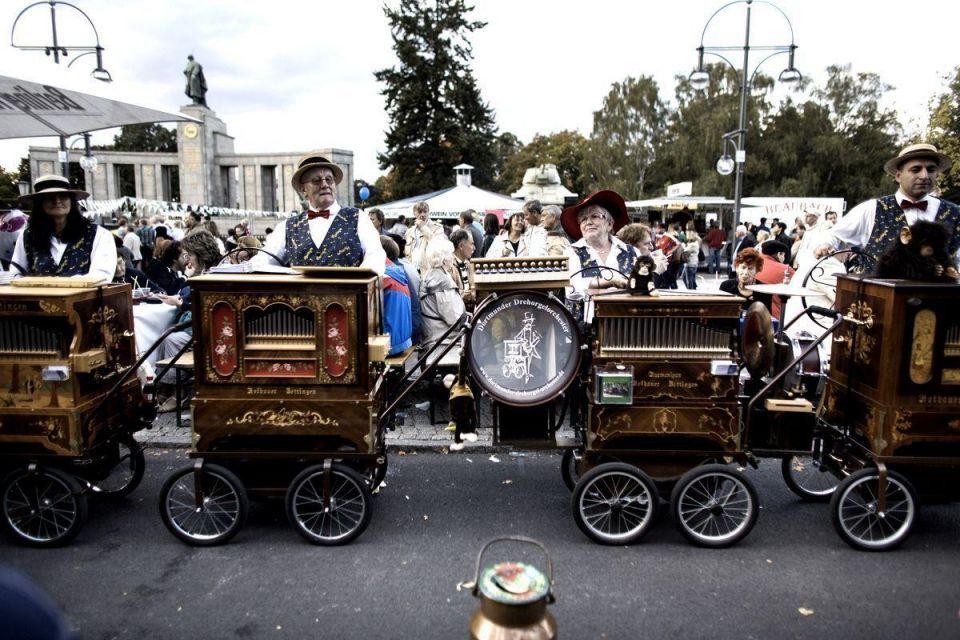 Germany celebrates Unity Day
