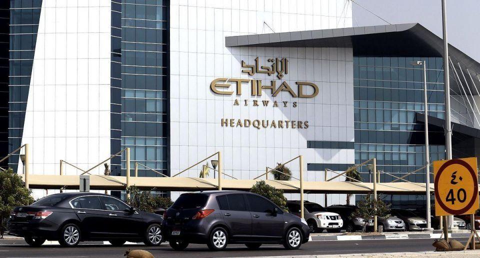 UAE's Etihad imposes partial hiring freeze for 2016