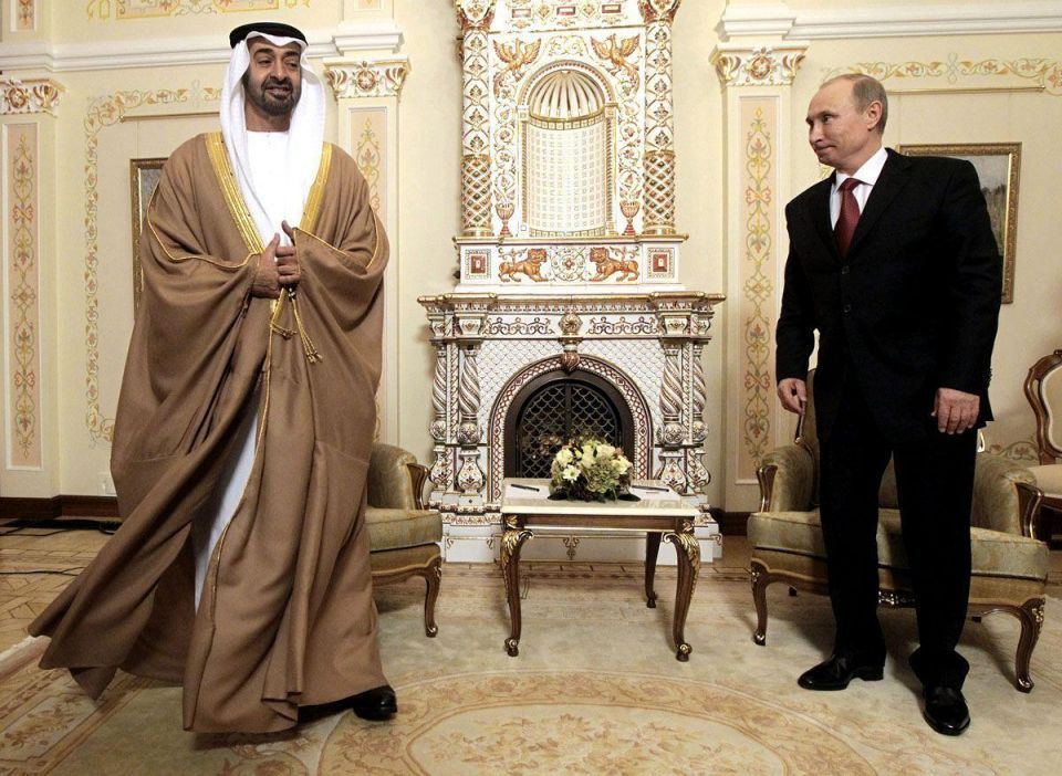 Abu Dhabi, Russia ink deal to stabilise energy markets