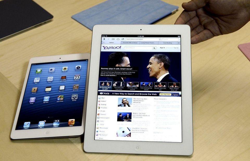 Apple introduces latest iPad