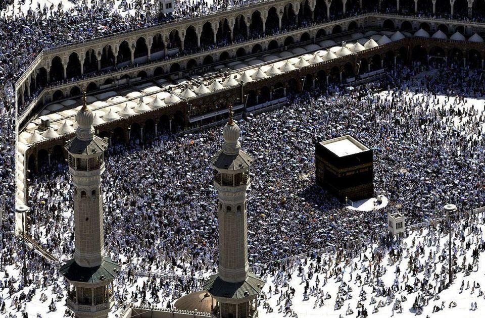 Saudi tourism shines amid MidEast slump in 2012