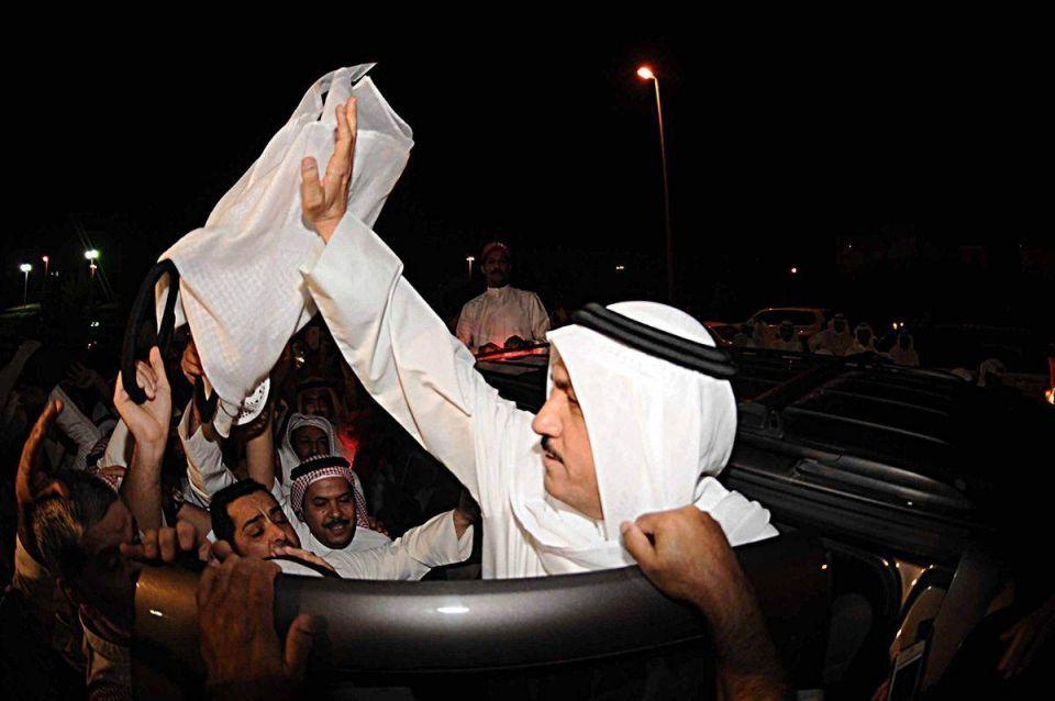 Kuwaiti politician refuses to go to jail