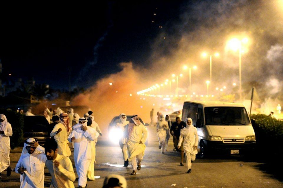 Kuwait ruler vows to be tough on protests
