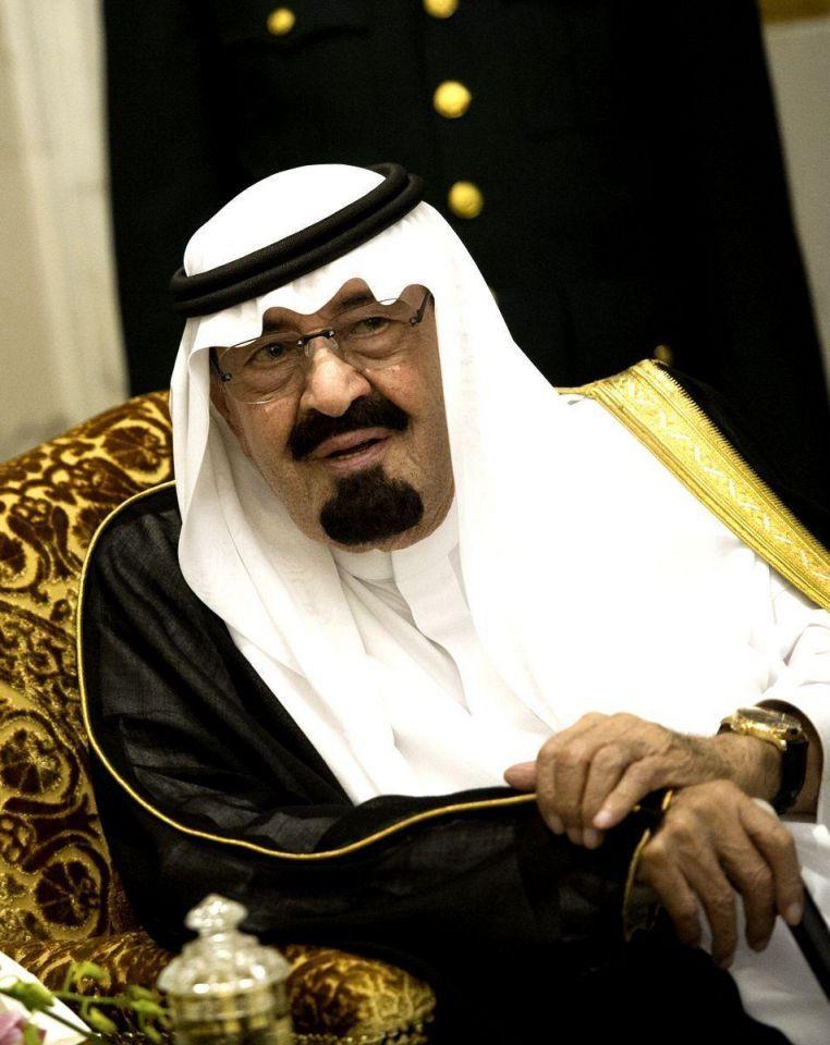 Saudi king ranked 7th in global power list