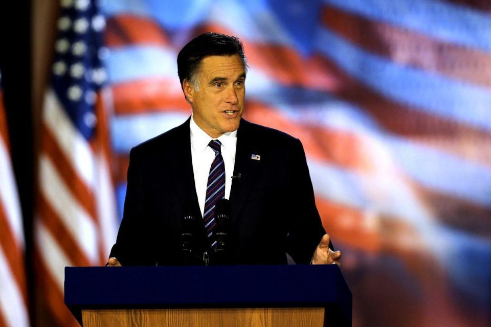 """Romney would have been """"dangerous"""" - analyst"""