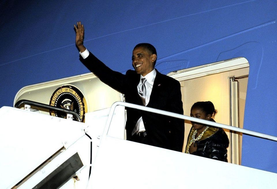 Obama returns to White House following US election victory