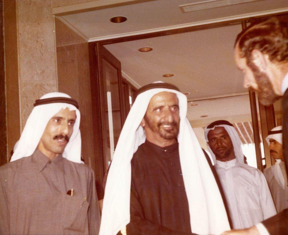 British banker who helped transform Dubai dies