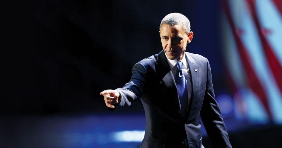 Barack Obama: Four more years