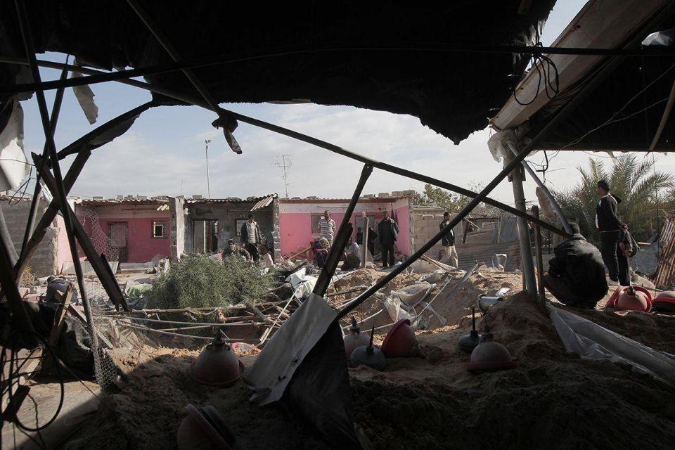 Five Gazans killed after Israeli shelling