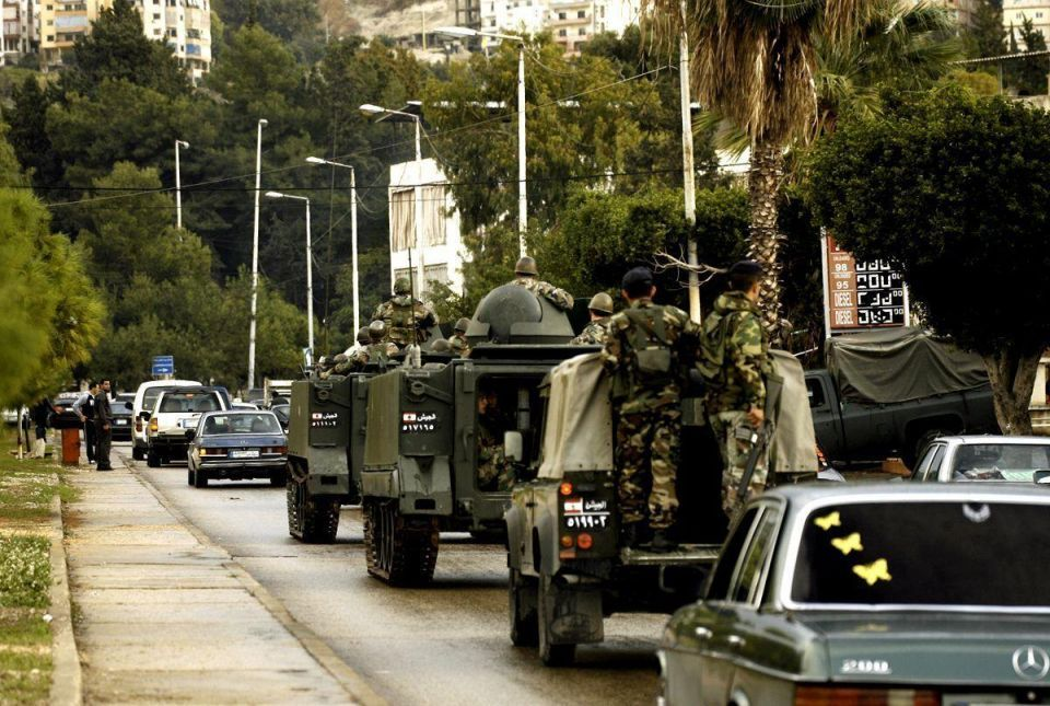 Violent clashes between Hezbollah and Sunnis in Lebanon
