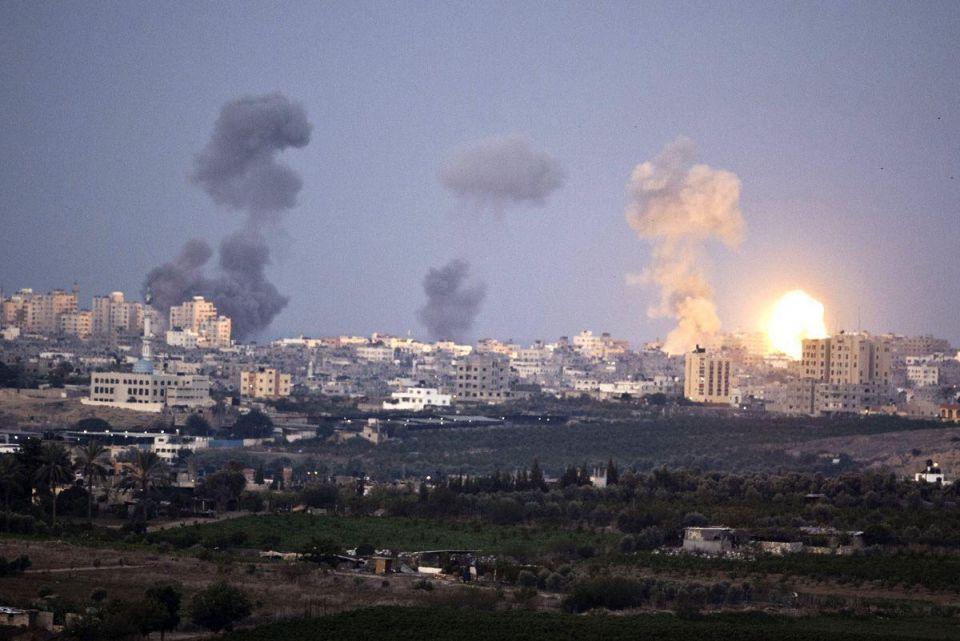 Arab ministers back Egypt truce effort for Gaza