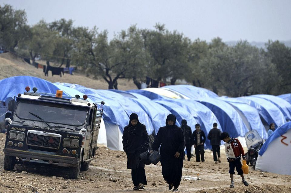 Syria neighbours alarmed by refugee flow, want more aid access