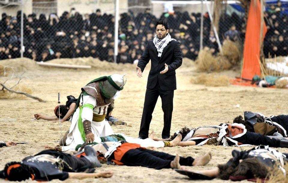 Saudi Shi'ite Muslims mark Ashura