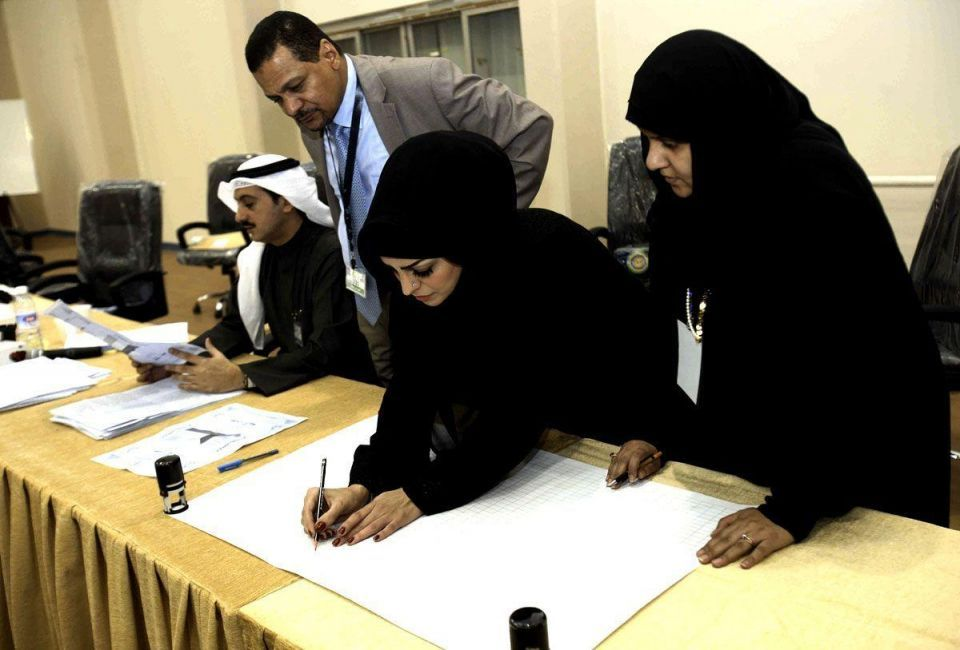 Kuwaitis vote for sixth time in seven years