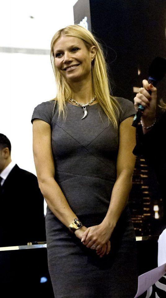Gwyneth Paltrow in Dubai