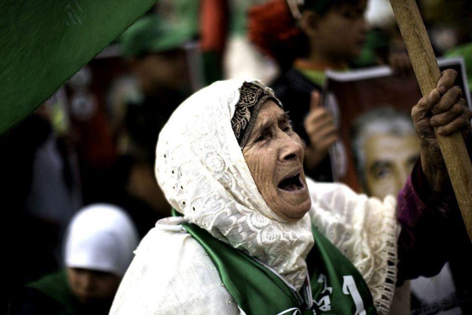 Hamas leader makes first visit to Gaza