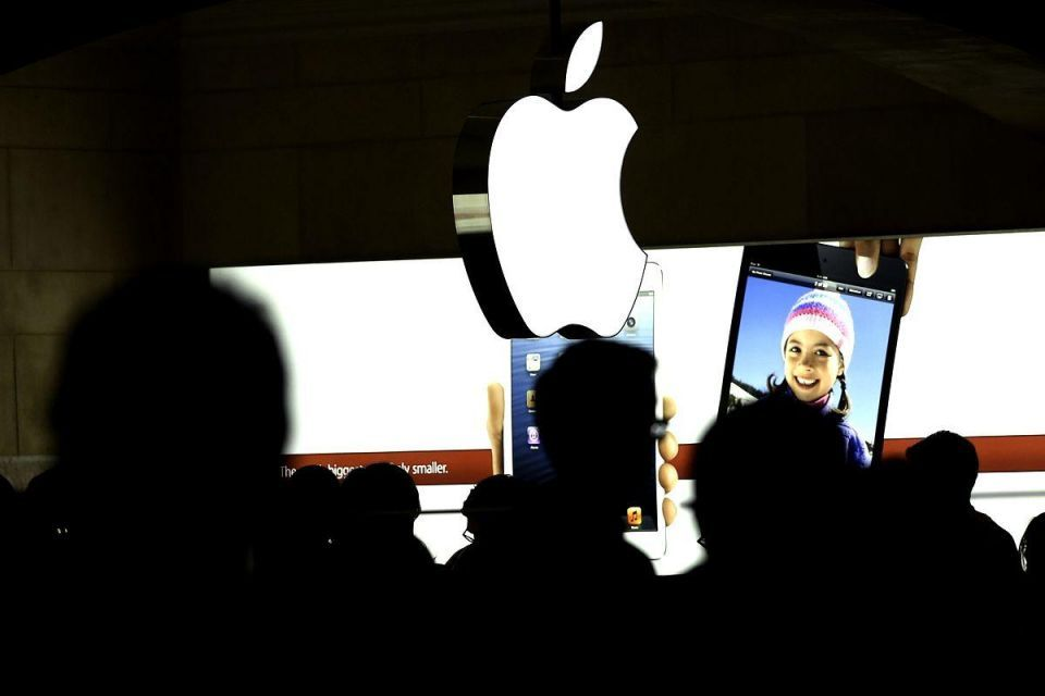 Apple sees first sales dip in more than a decade as super-growth era falters
