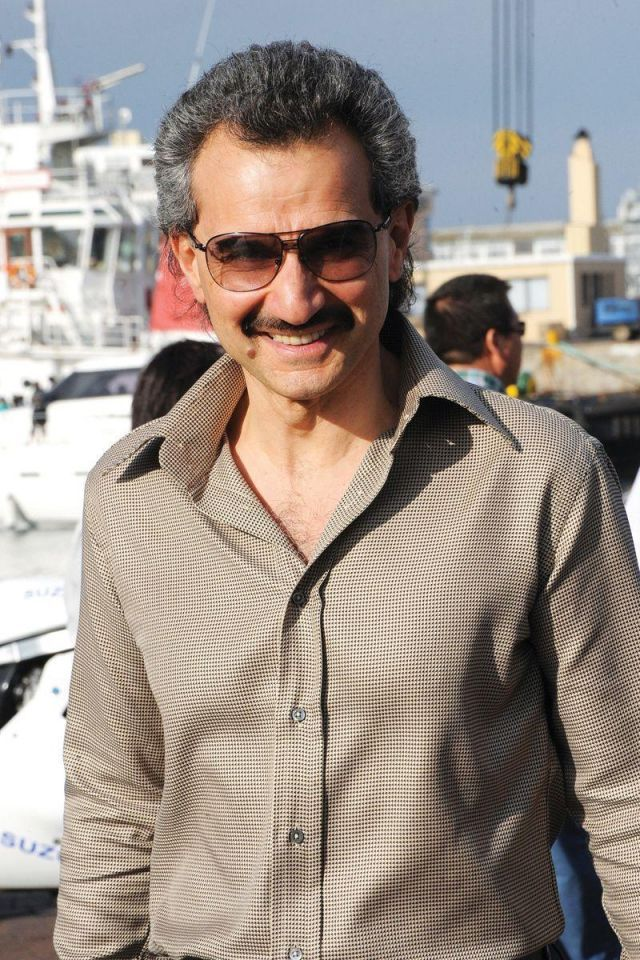Prince Alwaleed is world's richest Arab with $25.9bn