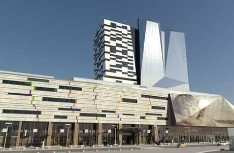 Gulf JV's Sarajevo project to open in Sept 2013