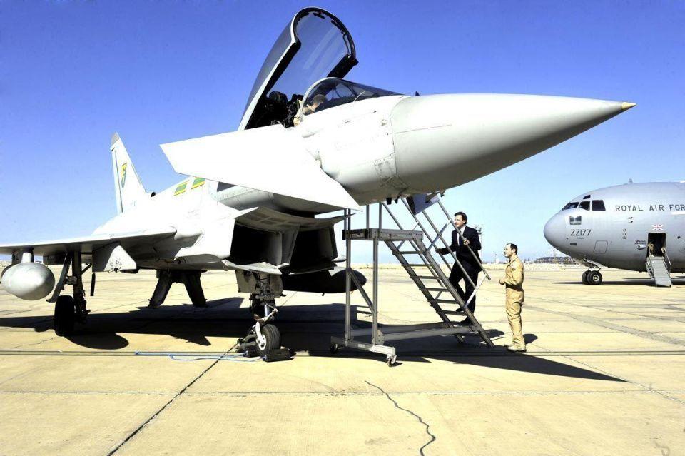 Saudi Arabia named world's fourth largest defence spender