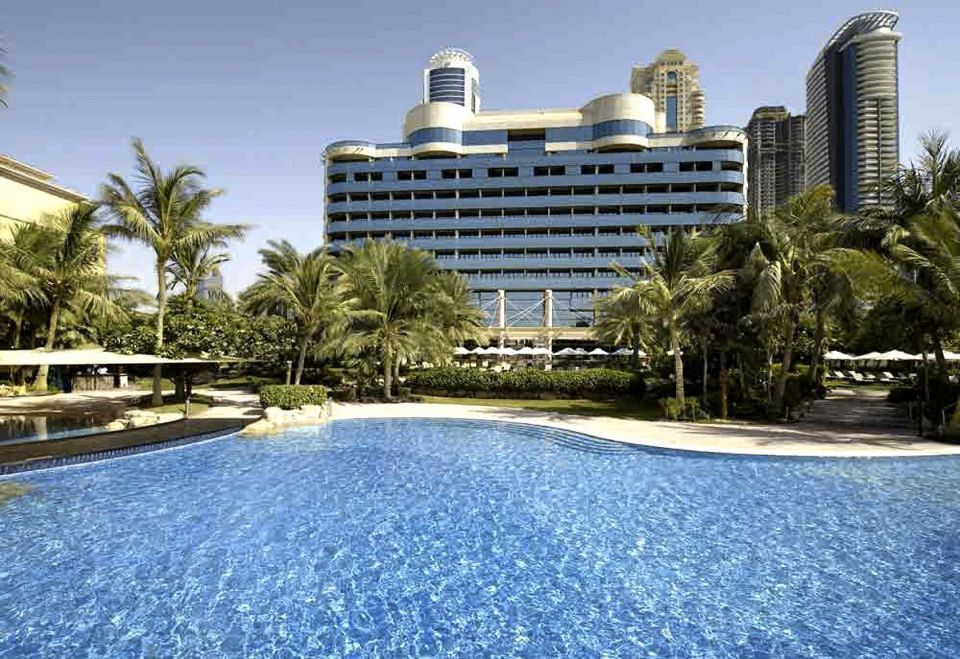 Luxury Dubai hotel reopens after 11-month refurb