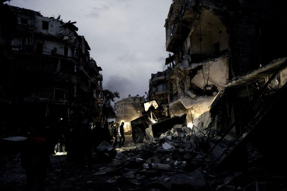 Fighting rages on in Syria