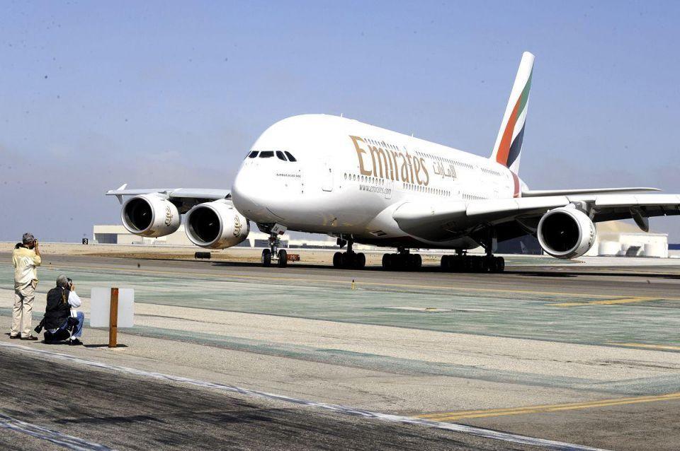 Take a virtual tour of an Emirates A380