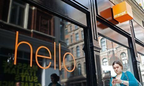 Telco Orange says eyeing growth in Middle East markets