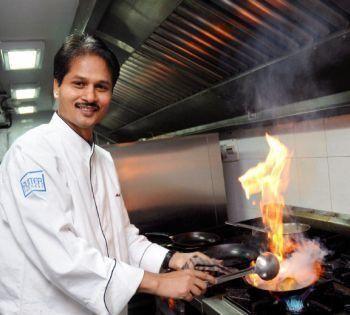 Indian chef eyes Abu Dhabi for overseas debut