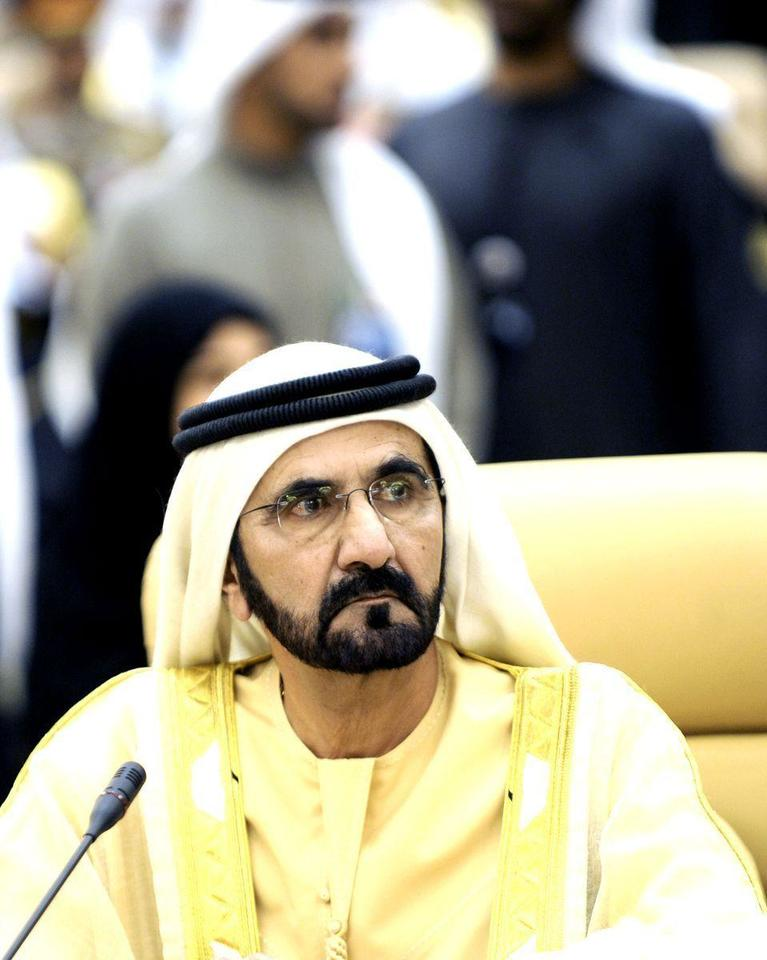 Dubai ruler presses private sector to hire Emiratis