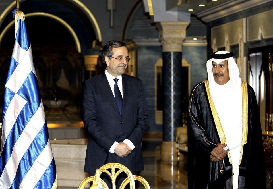 Qatar to donate $1.3bn to Greek SMEs