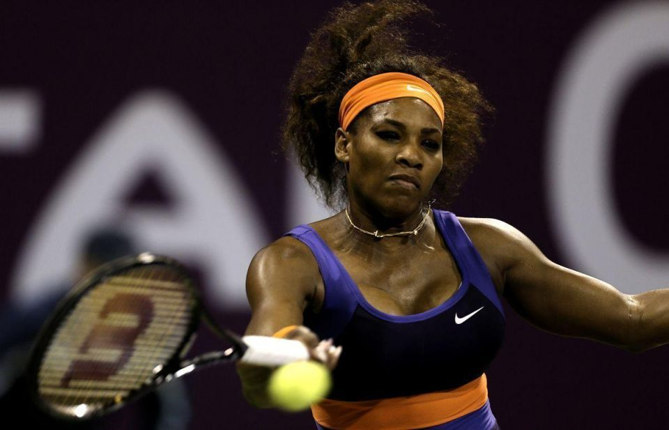 Serena Williams set for Dubai comeback after injury