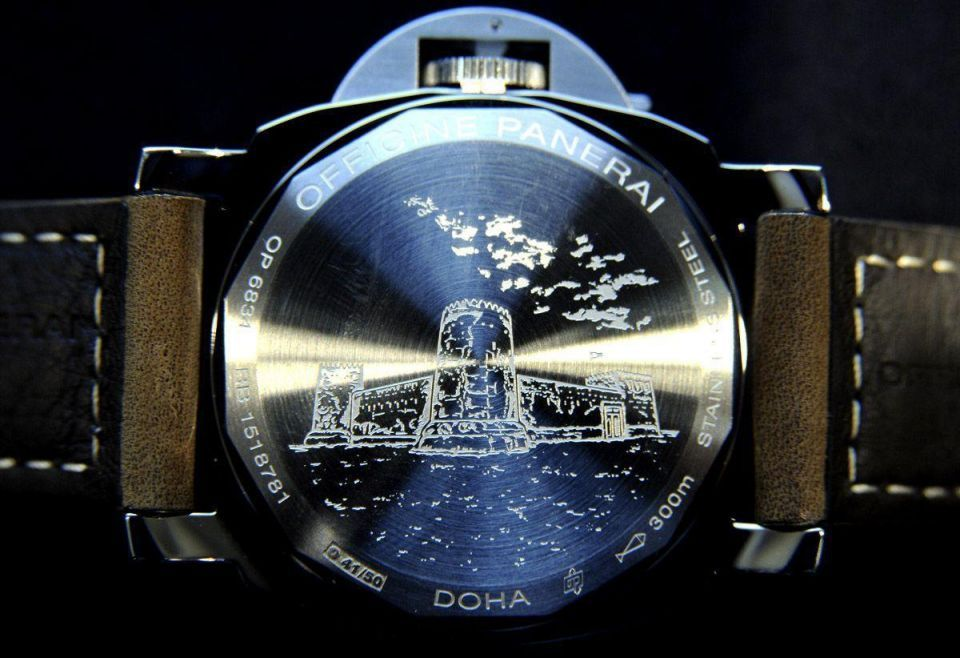Italian watchmaker eyes Qatar expansion