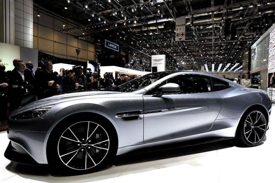 Kuwait-backed Aston Martin races to add female board member