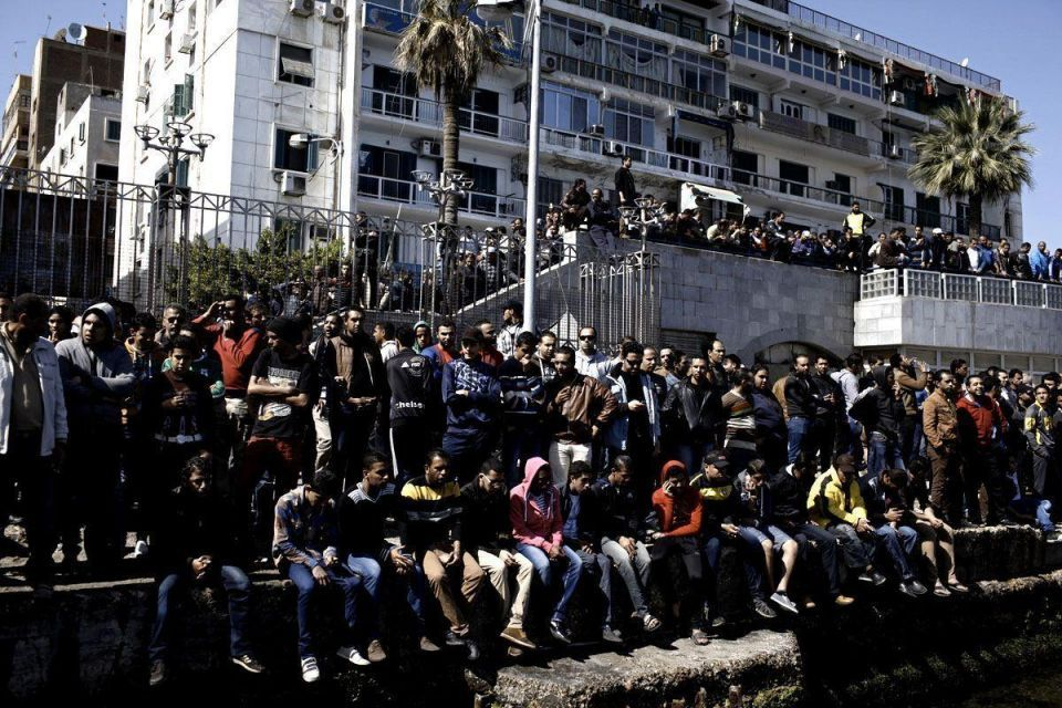 Court upholds death sentences for 21 convicted Egypt football rioters