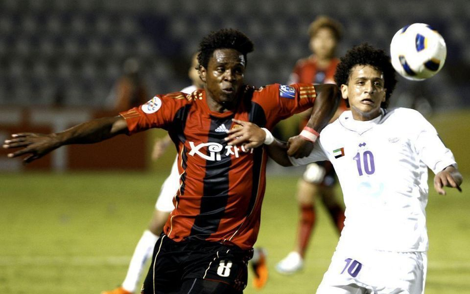 Abu Dhabi's Man City chase UAE youngster