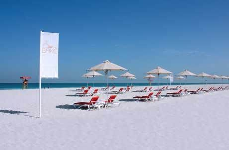 Saadiyat Island opens first public beach