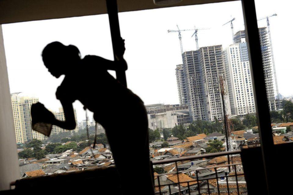 Qatari firm apologises for 'shameful' maid policy