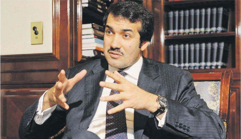 Ahmed Al Sayed is highest ranked Qatari in Power 500