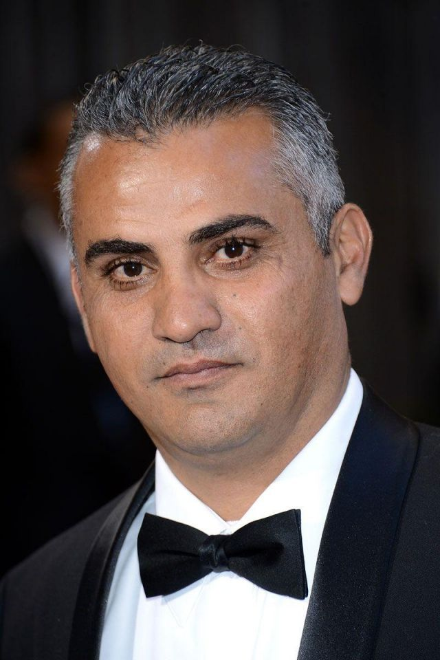 Palestinian movie director is world's 15th most powerful Arab