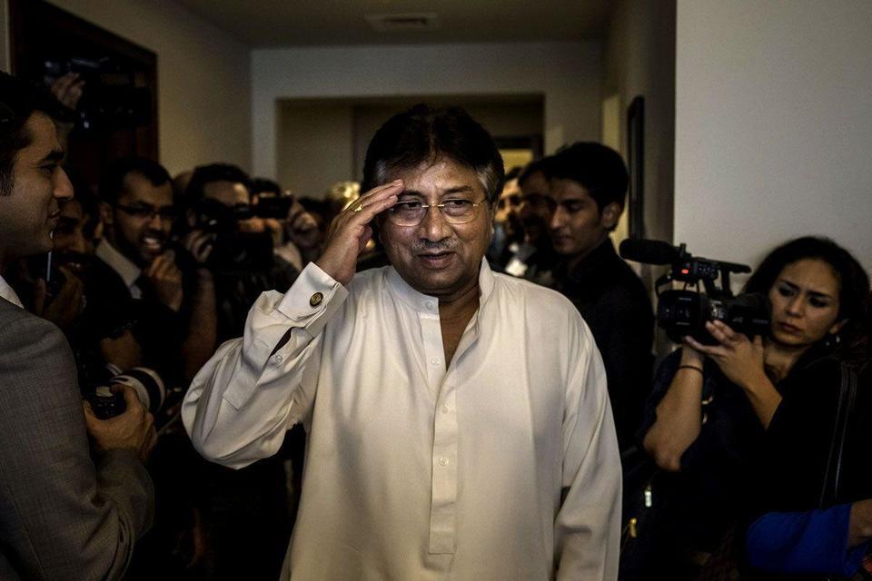 Pakistan military slams death sentence on former chief Musharraf